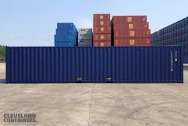 100 Shipping Container 40ft S Cleveland S