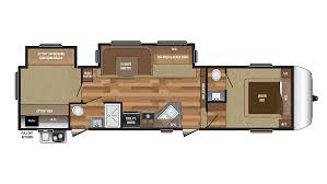5th Wheel Campers With Bunk Beds by Keystone Hideout 308bhds 5th Wheel For Sale