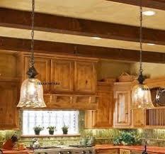 world farmhouse tuscan aged bronze iron pendant kitchen island