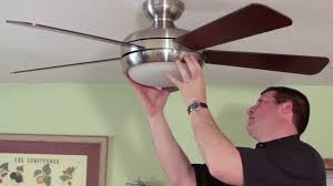 how to change a ceiling fan light bulb www energywarden net