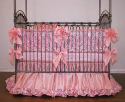 Bratt Decor Crib Skirt by Crib Bedding For Girls Click To Enlarge Bedding Crib Bedding