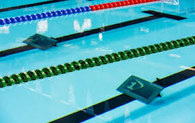 Omega Wave Lap Counters Were Installed Underwater To Help Olympic Swimmers Count
