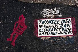the official toynbee tile blog what is it