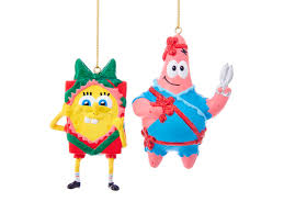SpongeBob Squarepants™ Christmas Ornaments Set Of 2 - Monoprice.com Spongebob Kids Table And Chairs Set Themed Timothygoodman1291 Spongebobs Room Crib Bedding Squarepants Activity Amazoncom 4sea Square Pants Directors Chair Clutch Childrens Soft Slipper Slipcover Cute Spongebob Party Up Chair So I Was Walking With My Roommate To Get Flickr Toddler Bedroom Bundle Bed Toy Bin Organizer Liuyan Placemats Sea Placemat Washable Nickelodeon Squarepants Bean Bag Walmartcom Pizza Deliverytranscript Encyclopedia Spongebobia Fandom Cheap Find Deals On Line Toys Wallpaper Theme Decoration