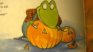 Pumpkin Books For Toddlers by Froggy U0027s Halloween Children Read Aloud Story Toddler And