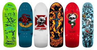 Powell Peralta Tony Hawk Skateboard Decks by Pre Order Your Limited Edition Powell Reissue Decks Board