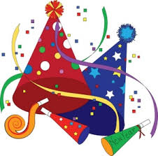 Free New Year Clip Art Image Clip Art Illustratio Party Hats