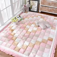 tapis chambre d enfant coton lavé tapis chambre d enfant tapis coloré chambre capete