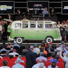 This 1967 Volkswagen Bus, Known As The
