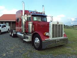 USED 2005 PETERBILT 379 EXTENDED HOOD TANDEM AXLE SLEEPER FOR SALE ...