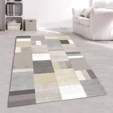 teppich pastell grau beige weiß