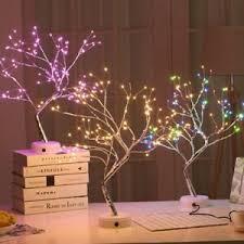 details about led usb baum licht leuchtbaum einstellbare berühren sensor deko wohnzimmer de