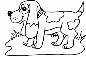Coloring PagesGorgeous Dogs Sheets Picture Dog Book 17 For Kids With Pages