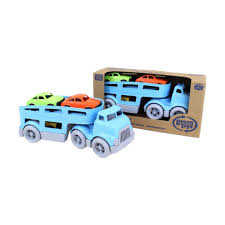 Whole Earth Provision Co. | Green Toys Green Toys Car Carrier Prtex 60cm Detachable Carrier Truck Toy Car Transporter With Product Nr15213 143 Kenworth W900 Double Auto 79 Other Toys Melissa Doug Mickey Mouse Clubhouse Mega Racecar Aaa What Shop Costway Portable Container 8 Pcs Alloy Hot Mini Rc Race 124 Remote Control Semi Set Wooden Helicopters And Megatoybrand Dinosaurs Transport With Dinosaur Amazing Figt Kids 6 Cars Wvol For Boys Includes Cars Ar Transporters Toys Green Gtccrb1237