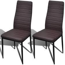 anself esszimmerstuhl küchenstühle set stuhlgruppe essstuhl