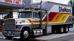Ford LTL, Hauler, Transporter, Die Hard | Race Transporters ...