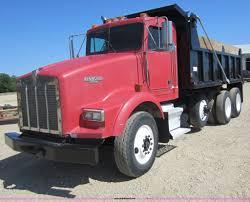 1995 Kenworth T800 Dump Truck | Item D5549 | SOLD! June 28 C...