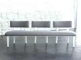 Dining Benches With Backs Room Back Tables Upholstered Bench Best Of