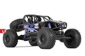 100 Gas Powered Remote Control Trucks Axial RR10 Bomber_3 Copy RC Driver