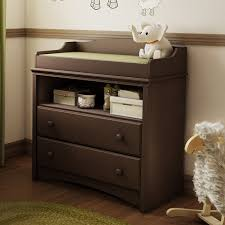 Baby Changing Dresser With Hutch by Espresso Baby Dresser Changing Table Oberharz
