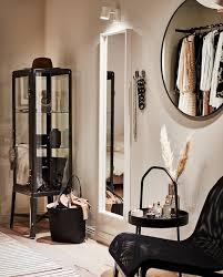 lindbyn spiegel schwarz 80 cm ikea österreich