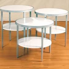 30 36 Round Display Tables