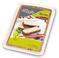 spar veggie bio tofu mandel nuss
