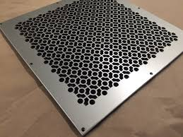 Decorative Air Return Grille by Cosmo Vent Cover Ventandcover Com
