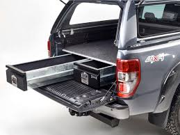 Ford Ranger Load Bed Drawer System - 4x4 Accessories & Tyres