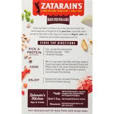 Patio 44 Hattiesburg Ms Menu by Zatarain U0027s Black Eyed Peas U0026 Rice Mix 7 Oz Box Walmart Com
