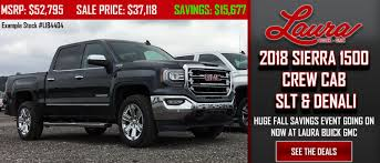 St Louis Area Buick & GMC Dealer | Laura Buick GMC