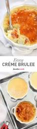 Pumpkin Spice Baileys Lcbo by Easy Crème Brulee Recipe Dont Custard And By