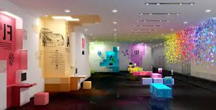 Attractive New Atmosphere By Creating Creative fice Interior
