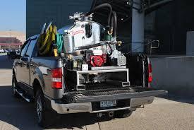 100 Vacuum Trucks For Sale Brenner Tank 300 Gallon 200100 Portable Restroom SlideIn Unit