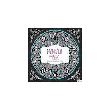 Mandala Magic Adult Coloring Book Amazing Mandalas To Color