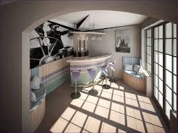 Patio Wet Bar Ideas by Kitchen Room Amazing Butcher Block Finish House Bar Design