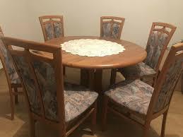 tischgarnitur esszimmer 6 stühle