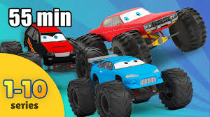 Monster Truck For Children | Cartoon Compilation | Monster Truck ... Superman Peppa Pig And Other Monster Trucks Parking Truck Sports Car Kids Race Youtube Grave Digger Mayhem Cartoon Image Group 57 Lion For Children Mega Tv Fire Truck Bulldozer Racing Car And Lucas The Videos For Hot Wheels Monster Jam Toys Best Series Compilation Trucks Children Dinosaur Toys Ocean Toy Videos Sharks Truck For Children Street Vehicle Playing At Home Play Bowling Vehicles 3d Cars