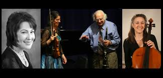 100 Leonard Ehrlich Noon Concert Featuring Josie Fath Roxanne Michaelian