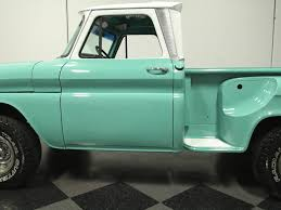 1965 Chevrolet C10   Streetside Classics - The Nation's Trusted ... 1965 Chevy Truck Chevy C10 Pickup Rat Rod Truck Photo 1 Curbside Classic Chevrolet C60 Maybe Ipdent Front With 18x8 And 18x9 Torq Thrust Ii Find Of The Week Ford F350 Car Hauler Autotraderca Custom Deluxe For Sale 9098 Dyler 135931 Rk Motors Cars Fuel Injected Restomod Youtube Buildup Truckin Magazine For In Bc 350 Small Block This Simple Packs A Big Secret Under Hood