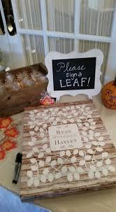 Rustic Fall Wedding Signs Barnwood Vinwik Guest Book Alternative