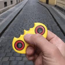 Hero Fidget Spinner