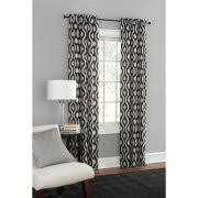Gold And White Blackout Curtains by Curtains U0026 Drapes Walmart Com
