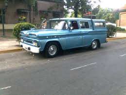 1960 Argentina Chevy Truck Double Cabs Trucks - Page 2 - The 1947 ...