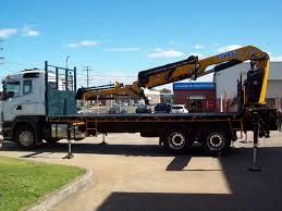 Jib Crane - Telescopic Crane - Effer Truck Cranes