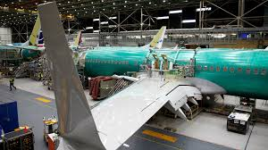 100 Parts Of A Plane Wing F Highlights New Flaws In Boeing 737 Max Planes