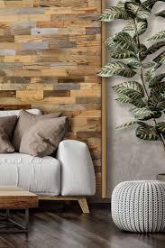wohnzimmer ideen wandgestaltung l wandverkleidung altholz