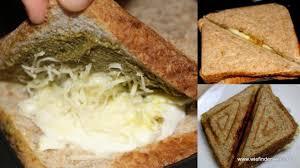 sandwichmaker rezepte süßes und deftiges aus dem cloer
