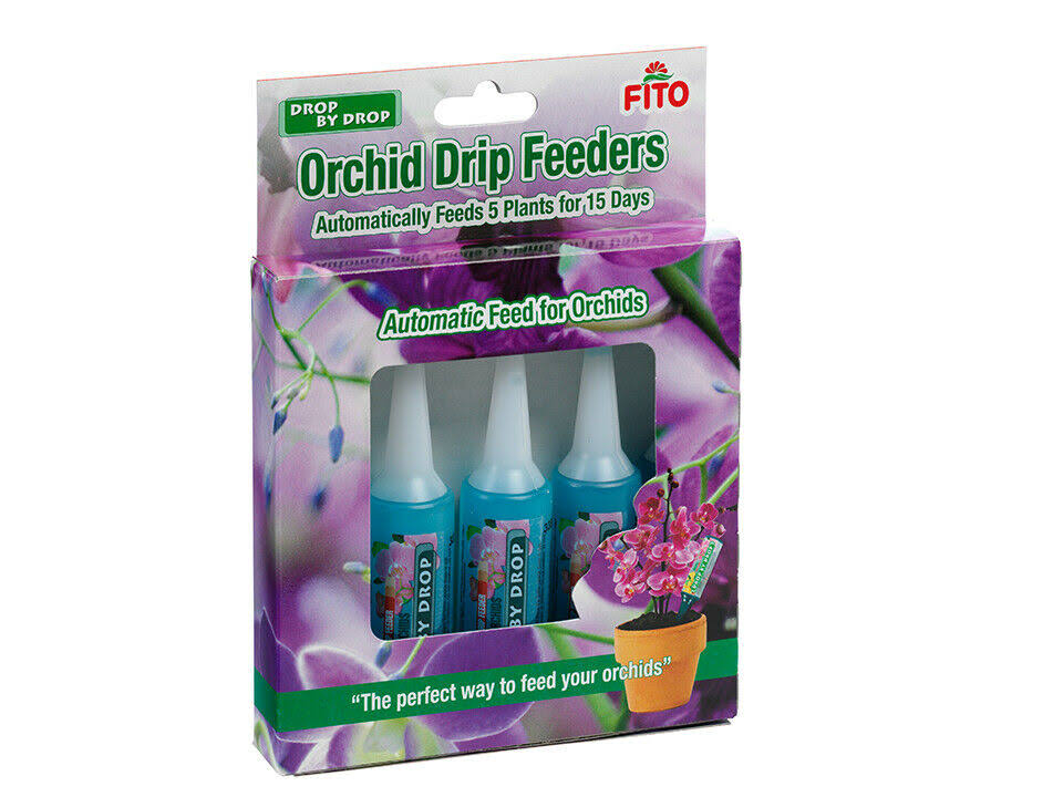 Fito 2044393 Drip Feeder 32ml x 5 Orchid (Single)