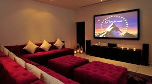 Home Theater Room Paint Ideas